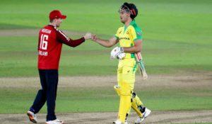 England Defeated Australia by 2 Runs