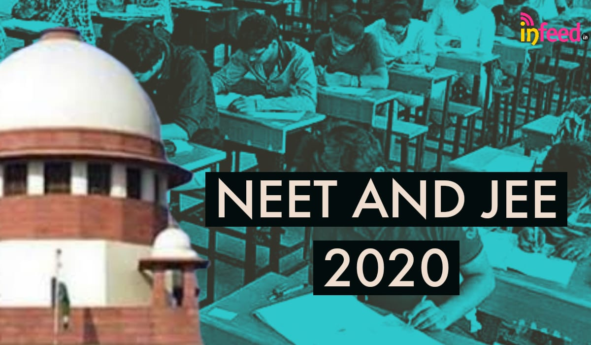 NEET and JEE Examination 2020