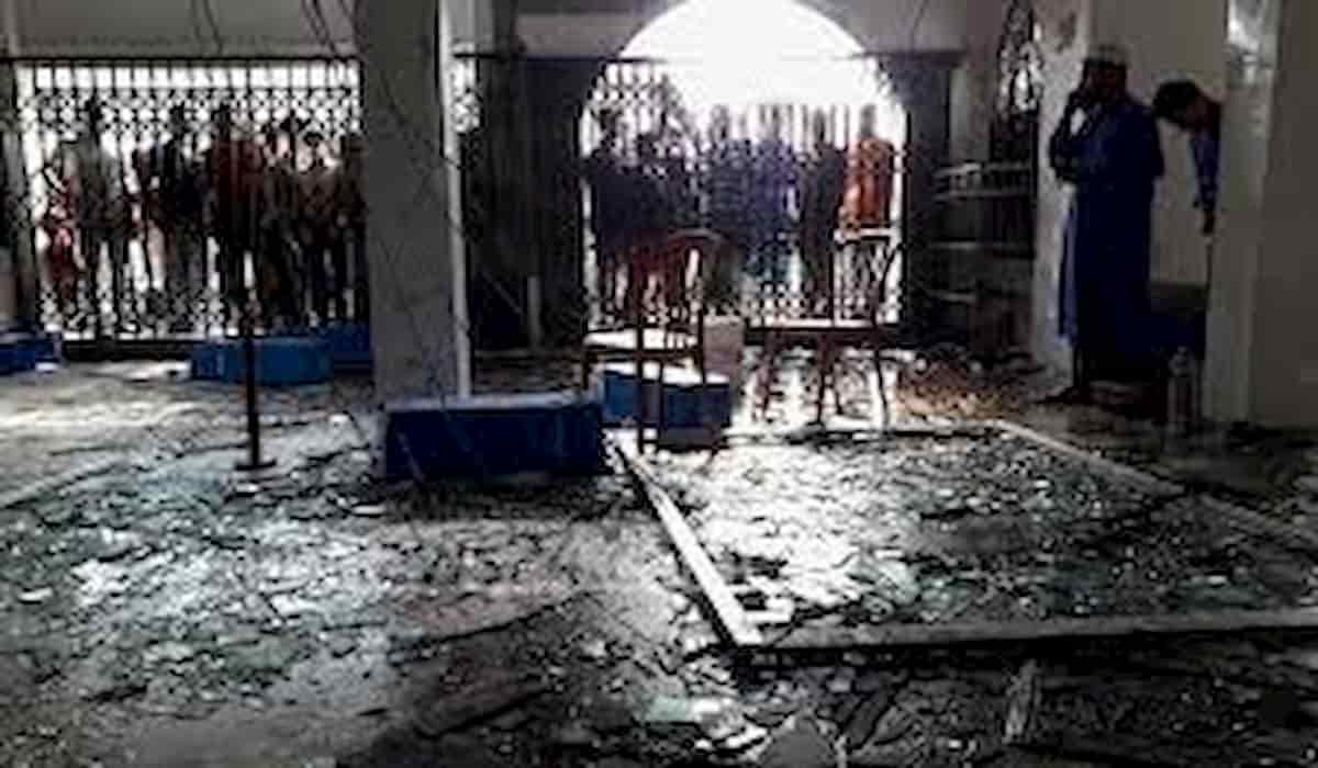 20 Died in Bangladesh Mosque Blast