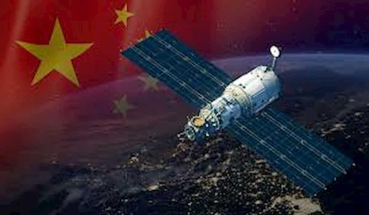 China's satellite spotted on Pilibhit Border