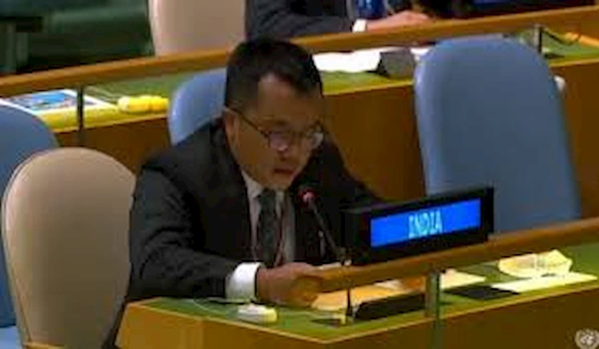 India Responds to Pak in UN General Assembly