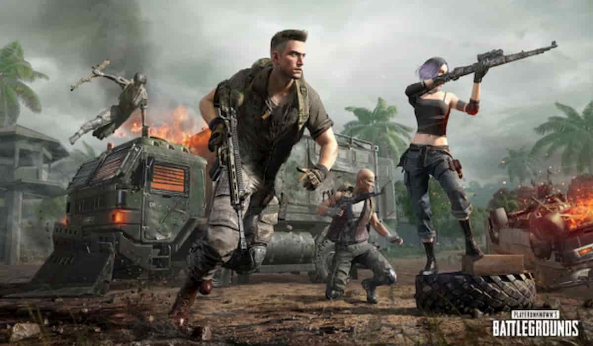 Ministry of Information and Technology bans PUBG and 118 other mobile apps