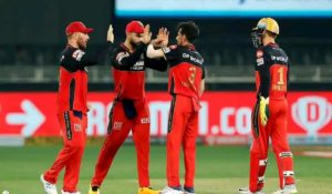 RCB vs SRH : RCB Started with a win in 13th edition of IPL