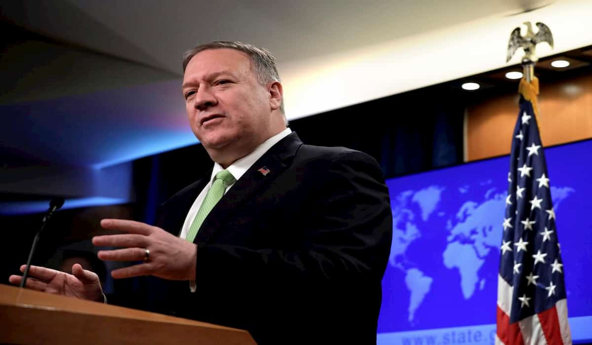US Imposes New Sasnctions on Iran