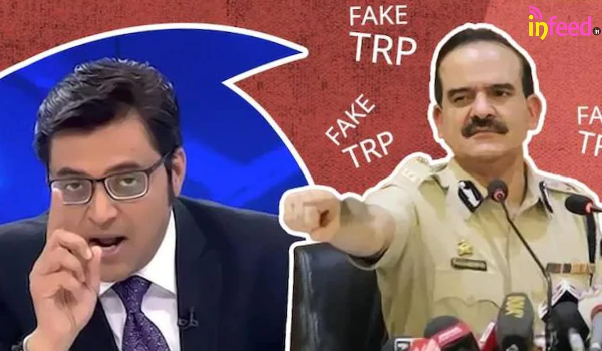Republic TV TRP Scam