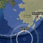 Powerful Earthquake Triggers Tsunami in Alaska