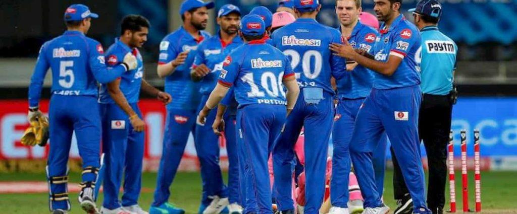Delhi beats Rajasthan Royals by 13 runs