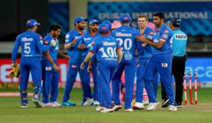 Delhi beats Rajasthan Royals by 13 runs