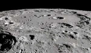 NASA Discovers Water on Moon Surface
