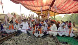 Punjab Farmer's Protest