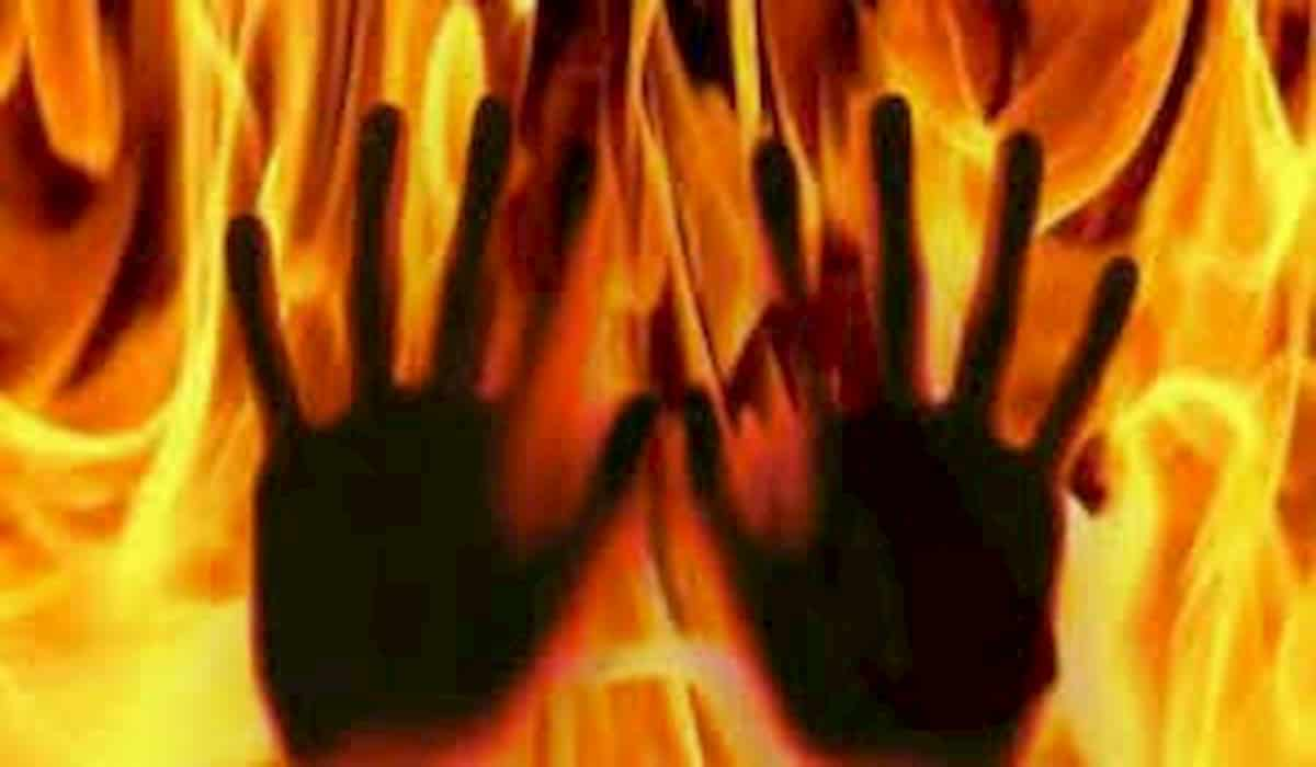 Bihar : 40 Year Old Woman Burnt Alive in Bhagalpur
