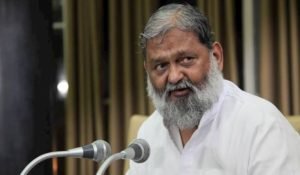 Anil Vij to get Covaxin