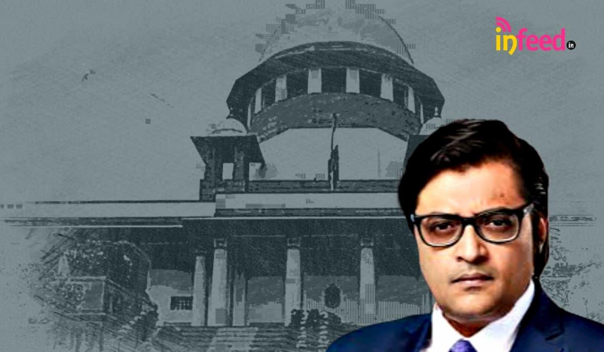 Arnab Goswami Gets Bail