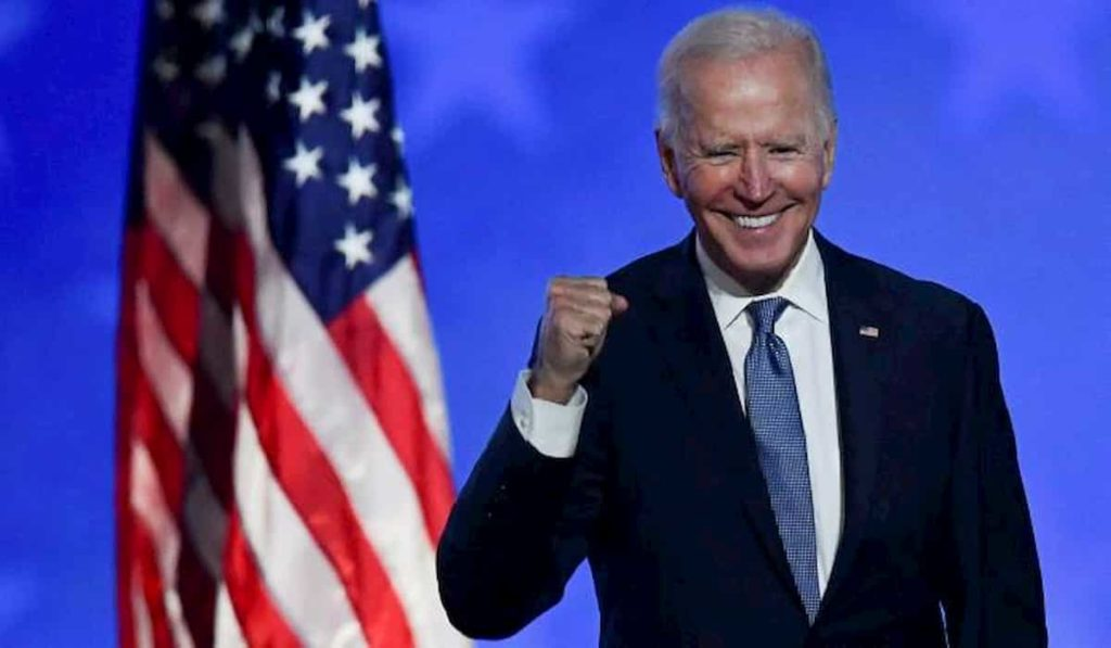Biden Wins WIth Pledge to Restore Sould of America