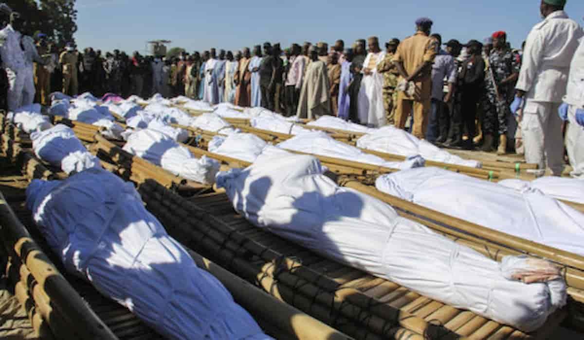Atleast 110 Died in Nigeria Massacre