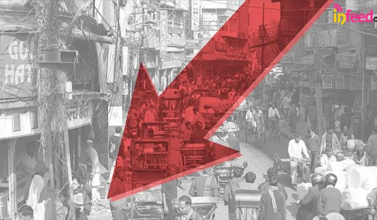 India Enters Recession