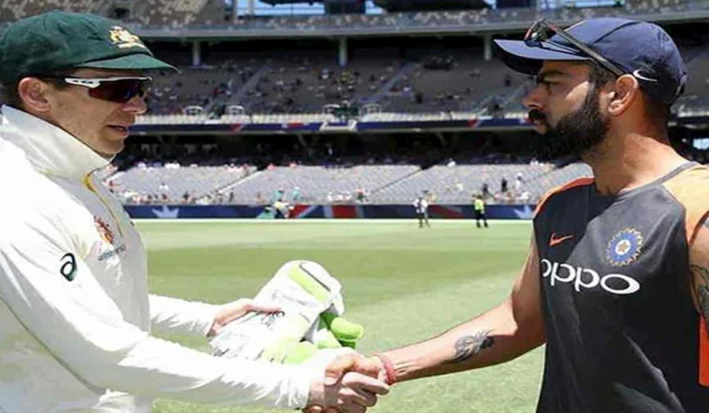 Australian Test Captain Tim Paine Praises Kohli