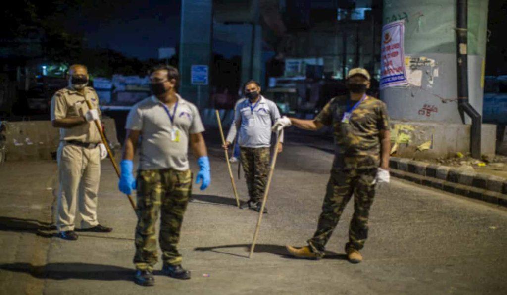 No New Year Celebration for Delhites, Night Curfew Imposed