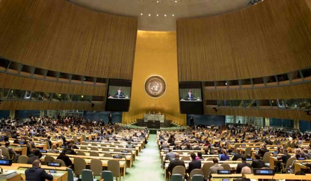 UNGA Special Session on Covid-19