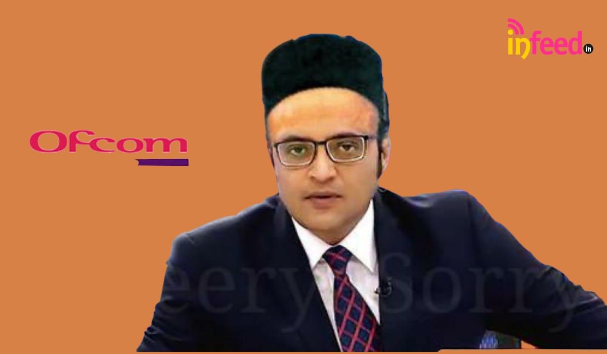 Republic Bharat Anchor Arnab Goswami Apologizes 280 times