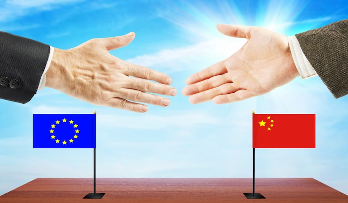 EU and China Investment Agreement