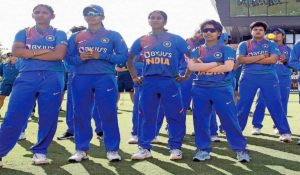 No India Aus Women's ODI Series till 2022