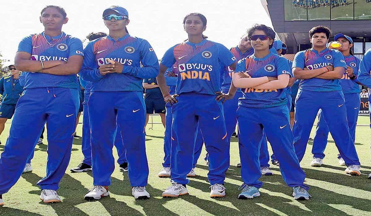 No India Aus Women's ODI Series till 2022