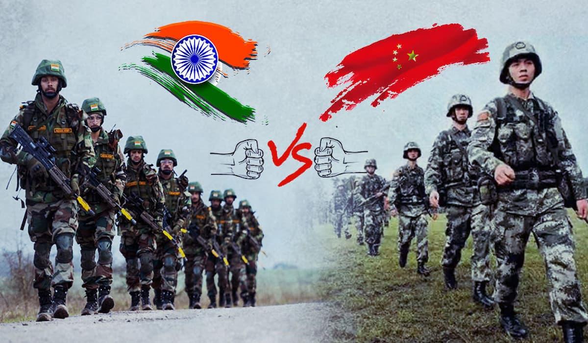 India China Disengagement