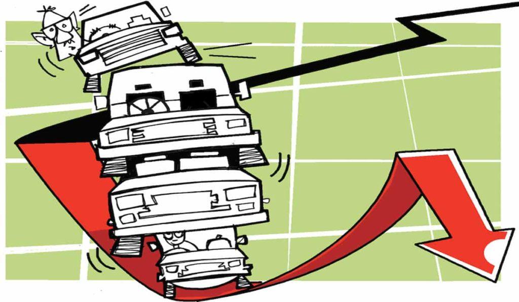 India's Auto Industry Slowdown