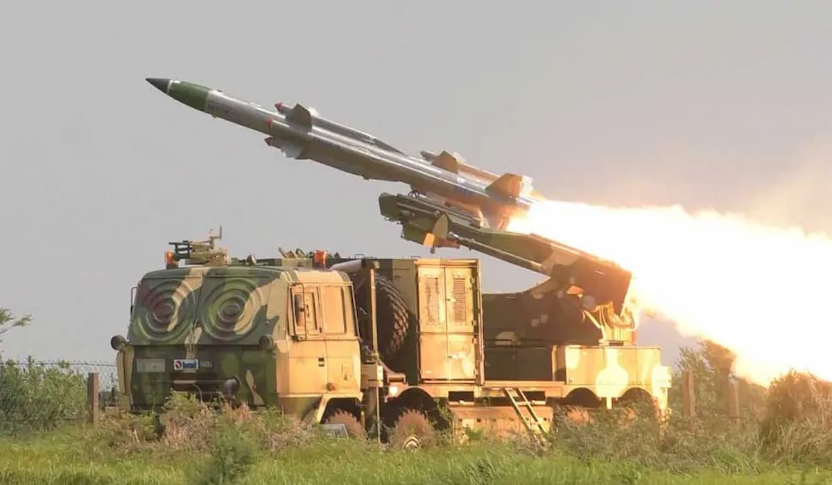 DRDO Successfully Launches Akash Missile