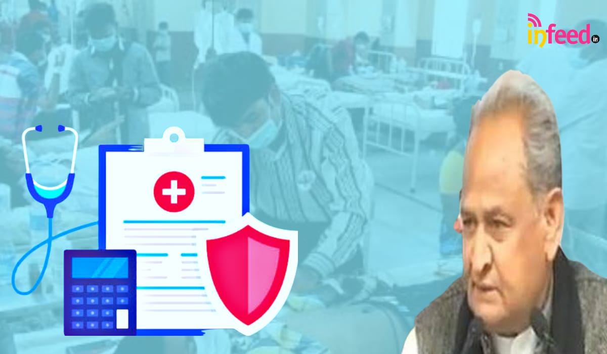 Gehlot Launches Ambitious Health Scheme for 1 Cr Families of Rajasthan