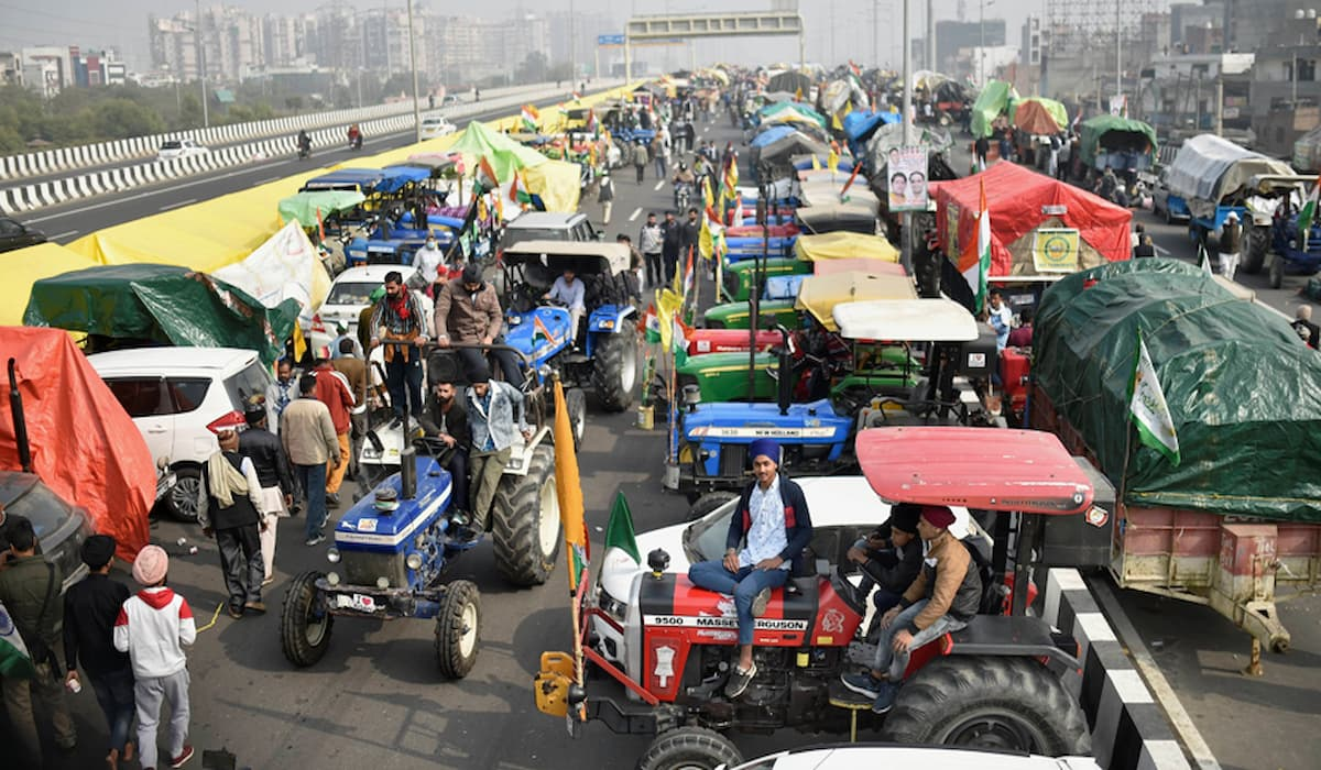 Farmers to March towards Parliament on Budget Day