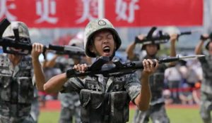 China Gives Right to Military Decisions to President