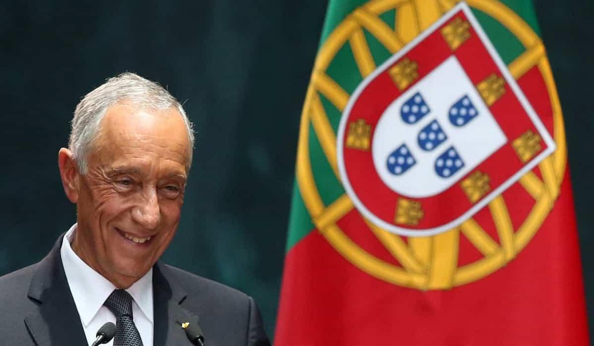 Marcelo De Souza Re-elected as President of Portugal