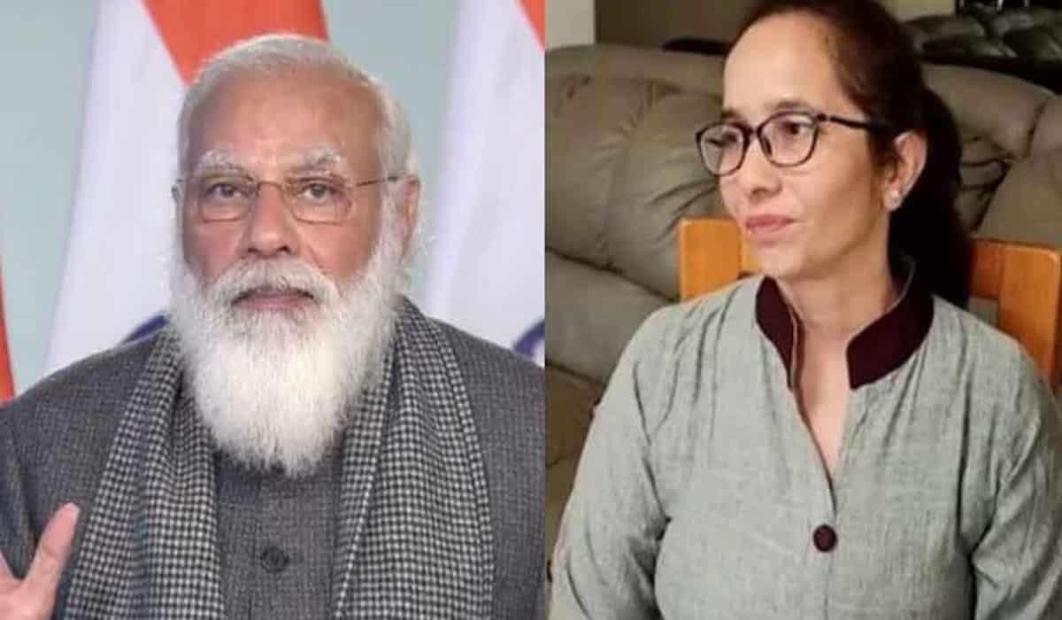 Sonal Modi Denied Ticket in Ahmedabad Civic Polls