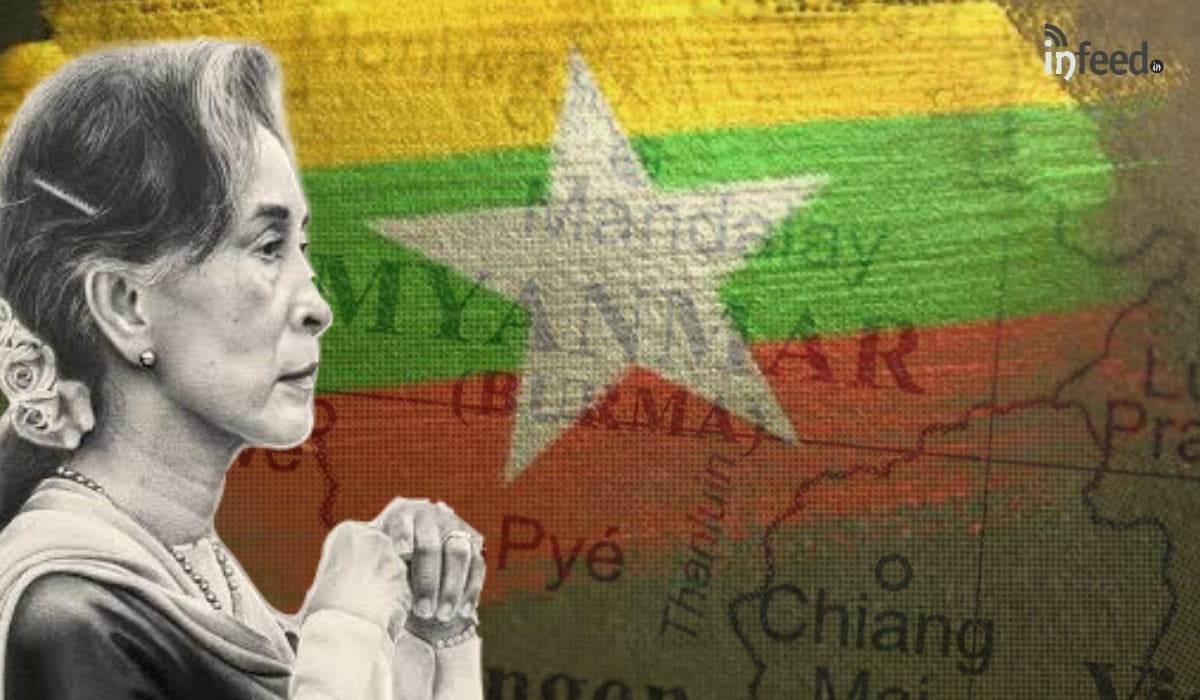 Myanmar's Opening to Democracy Got Crushed