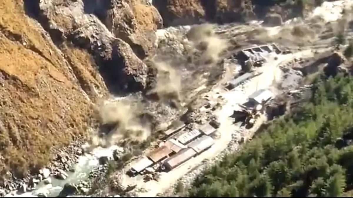 Uttarakhand Flood 2021