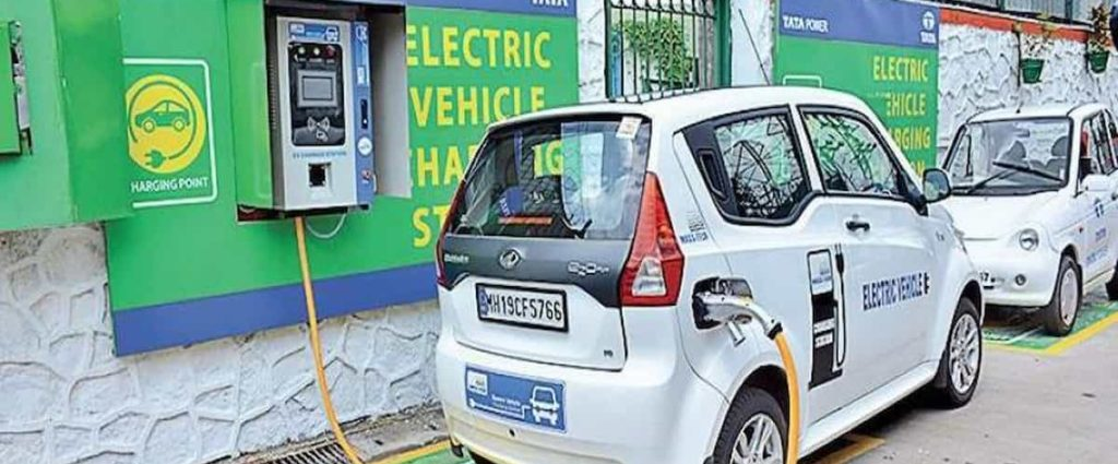 Electric Charging Facility in every 3 km in delh