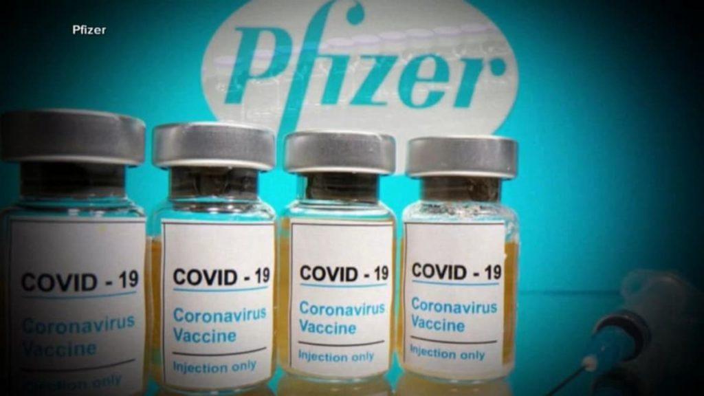Corona Vaccine Pfizer