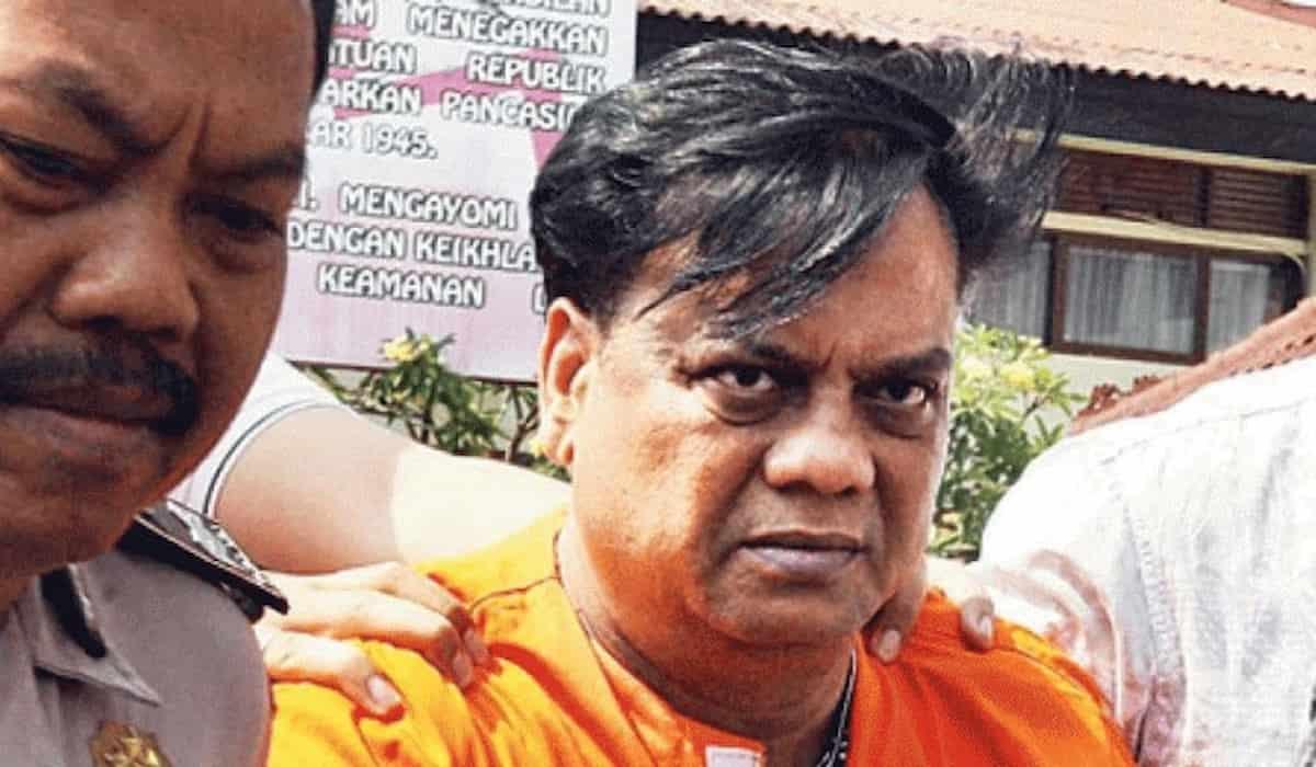Underworld Don Chhota Rajan Admitted to AIIMS