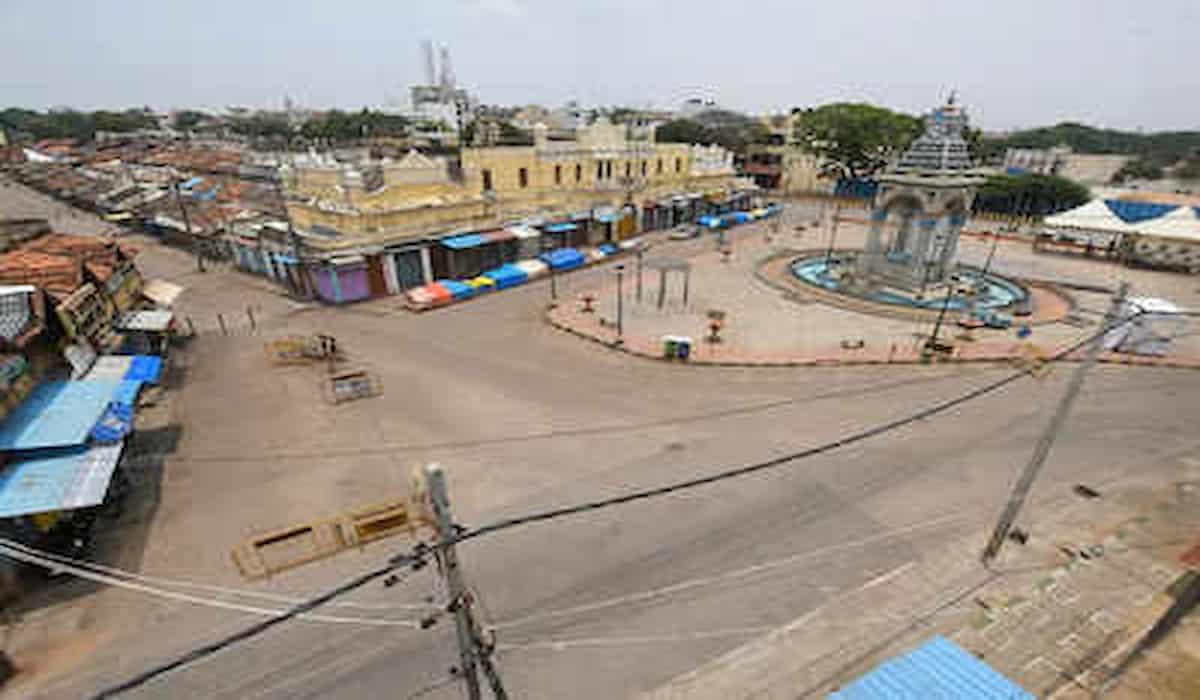 14 Days Lockdown Announced in Karnataka