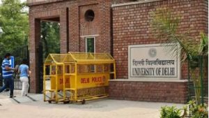 Delhi University Final Semester Exams