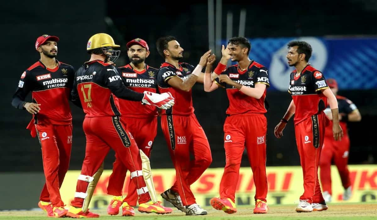 RCB Defeated SRH in 6th Match of IPL 2021