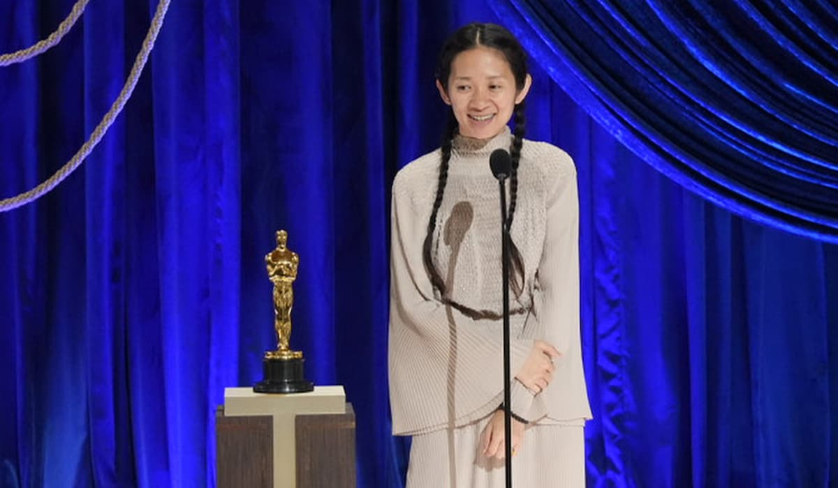 Chloe Zhao Creates History