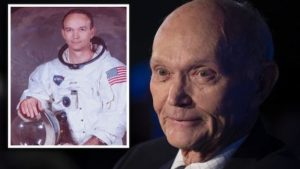 Michael Collins Passes Away