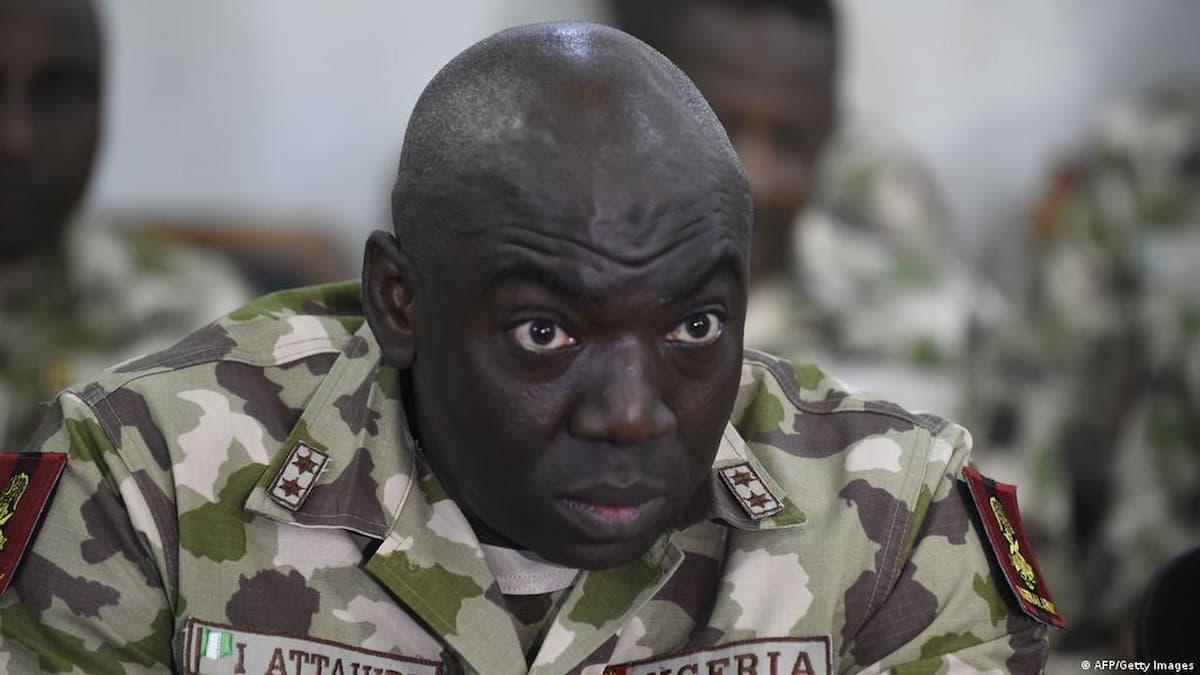 Nigeria's Army Chief Dies in Airforce Plane Crash