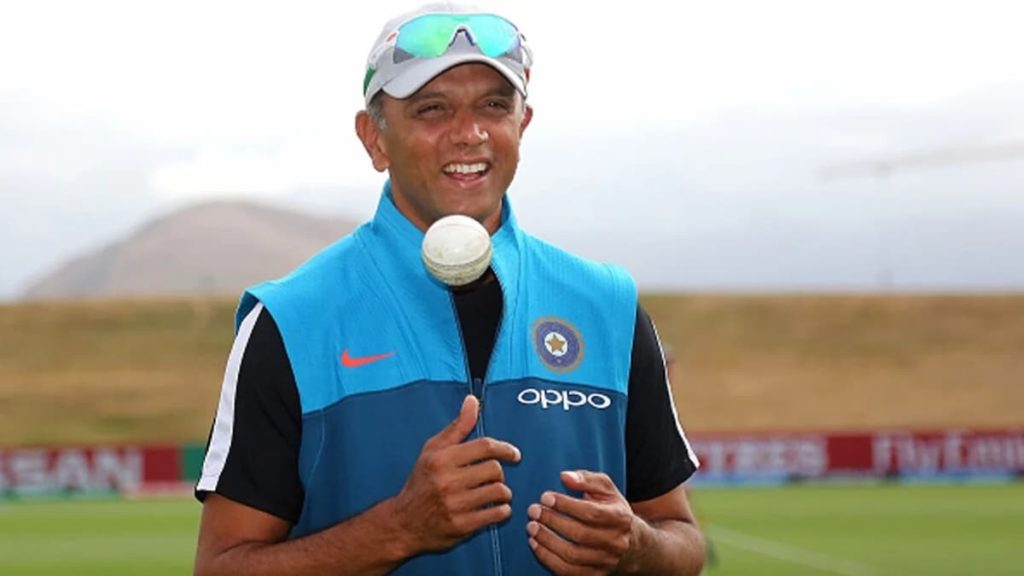 Rahul Dravid to Coach Indian Team
