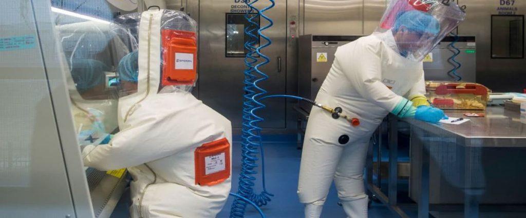 Did Corona Virus Leak from Wuhan Lab