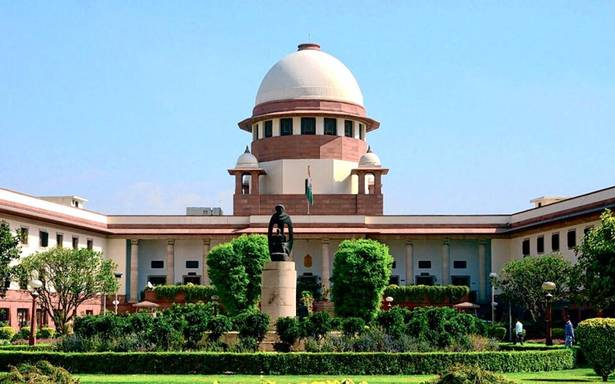 Supreme Court slams Centre