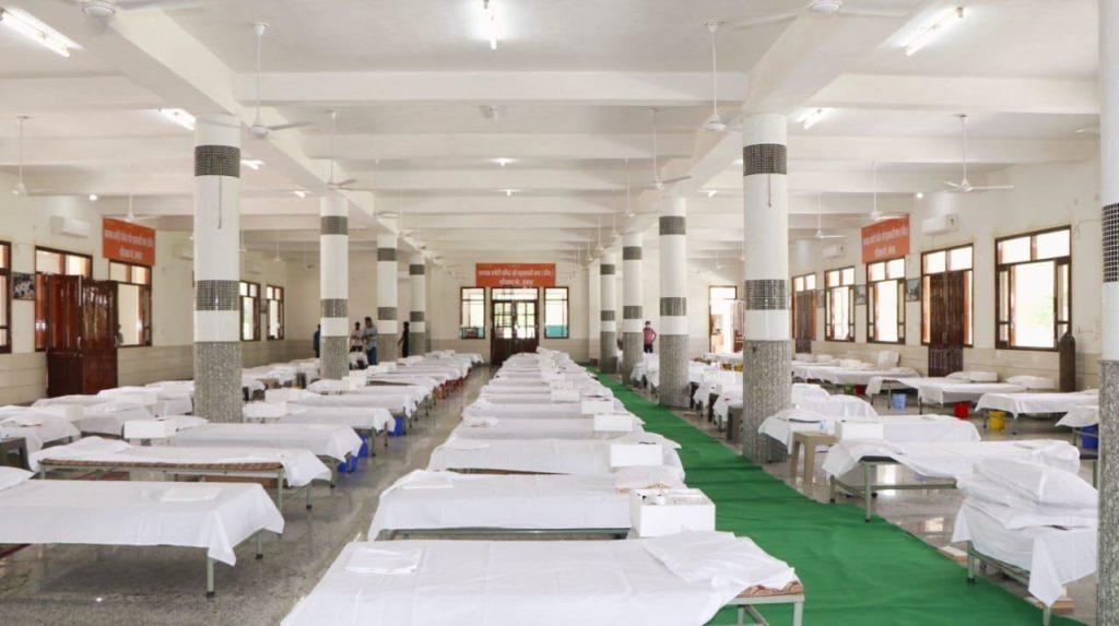 #FarzManukhtaLai : Covid Care facility in Sangrur